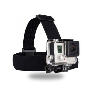 Action Camera Head Holder