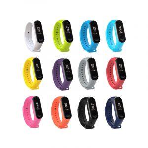 Mi Band 3/4 Color Strap
