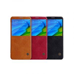 Nillkin Qin Leather (Xiaomi Redmi Note 5/5 Pro)