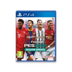 eFootball PES 2021 & MyClub Bonus PS4 (GR)
