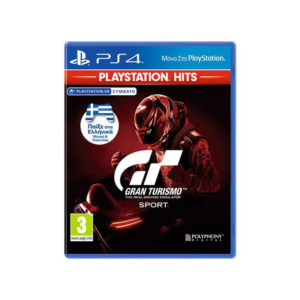 Gran Turismo Sport (Hits) PS4