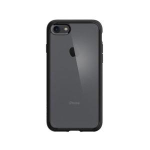 Spigen Ultra Hybrid Matte Black (iPhone 7/8/2020 SE)
