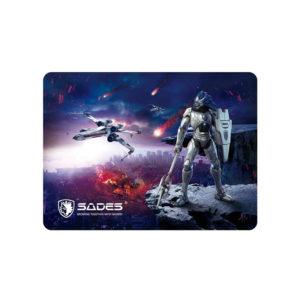 Sades Gaming Mousepad Lightning