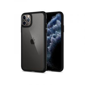Spigen Ultra Hybrid Matte Black (iPhone 11 Pro Max)